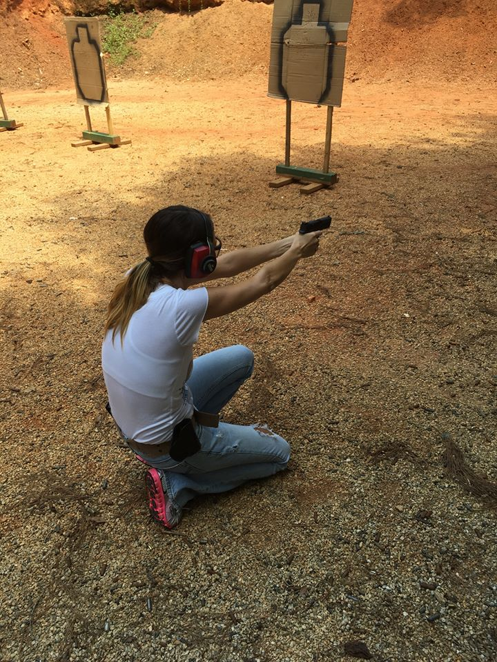 Amanda Private Shooting Lessons