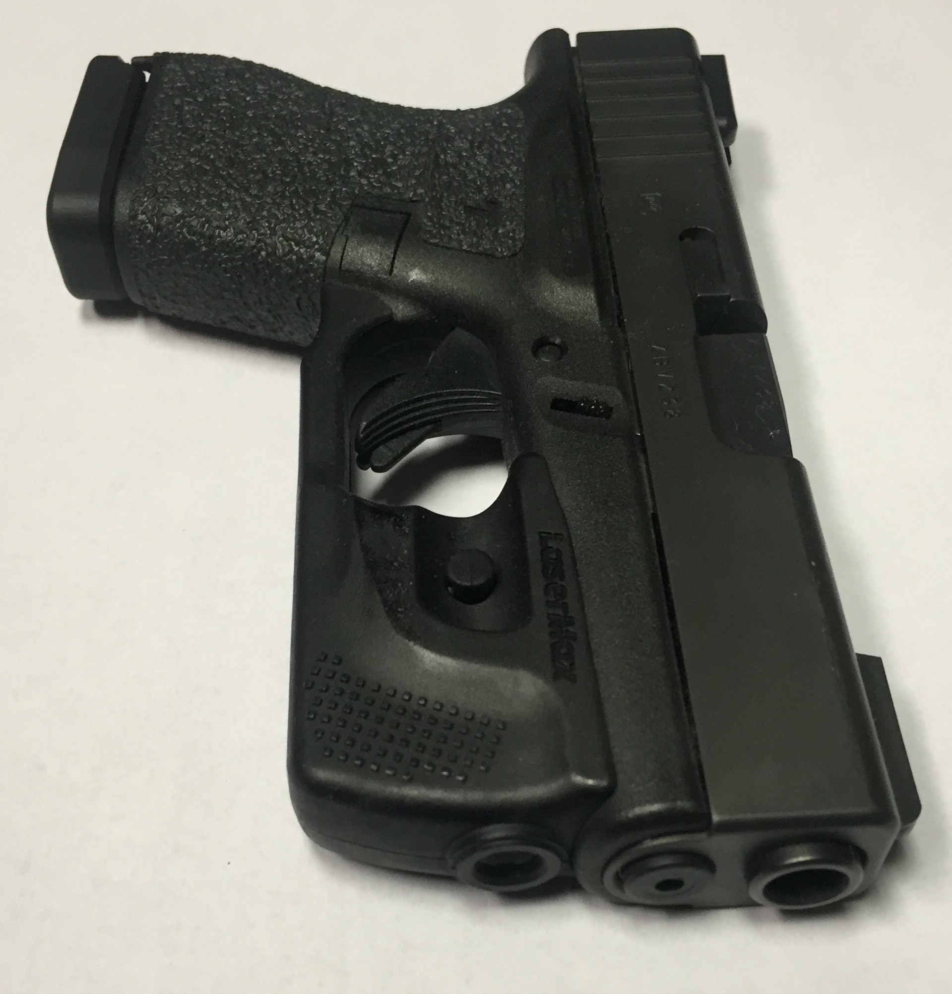 Glock 43 LaserMax Light