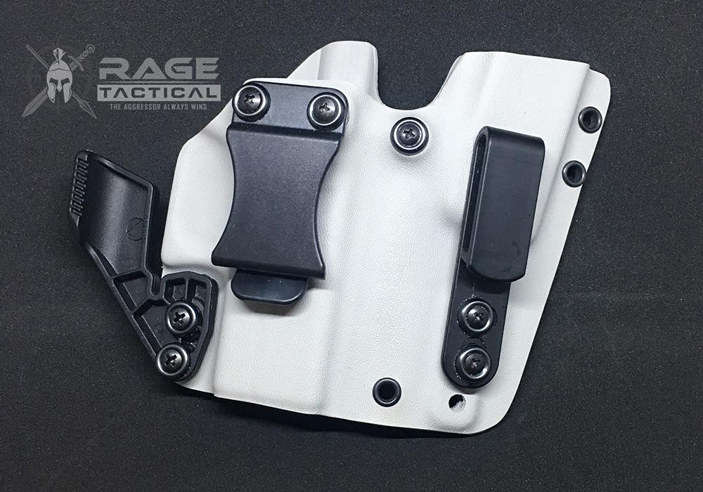 Wingman Rig - Appendix Carry Holster - Shooting Strategies