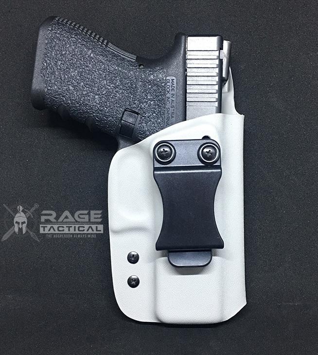 Protector IWB and AIWB Holster - Shooting Strategies