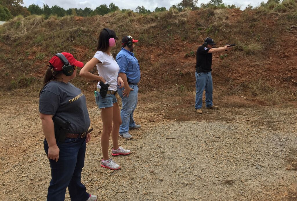 Advanced Pistol Class Atlanta Georgia