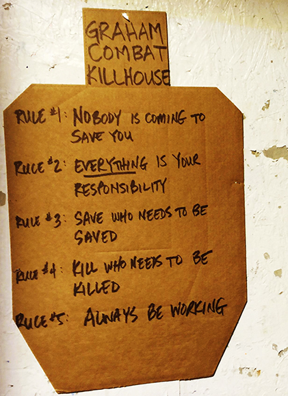Killhouse CQB Rules