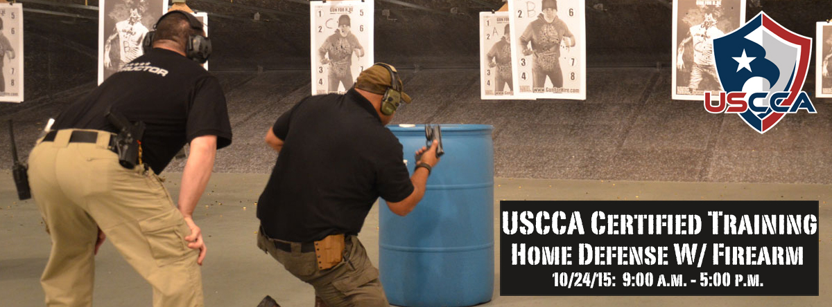 USCCA Home Defense