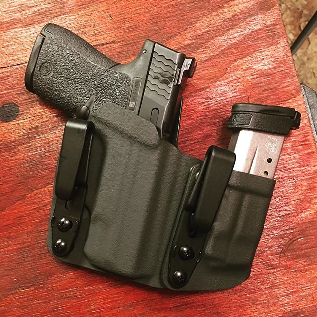 Appendix Carry - Inside the Waistband - Veil Solutions