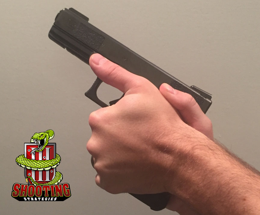 5 Shooting Thumb Rests Handgun Grip