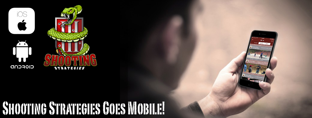 Shooting Strategies now has a mobile application!