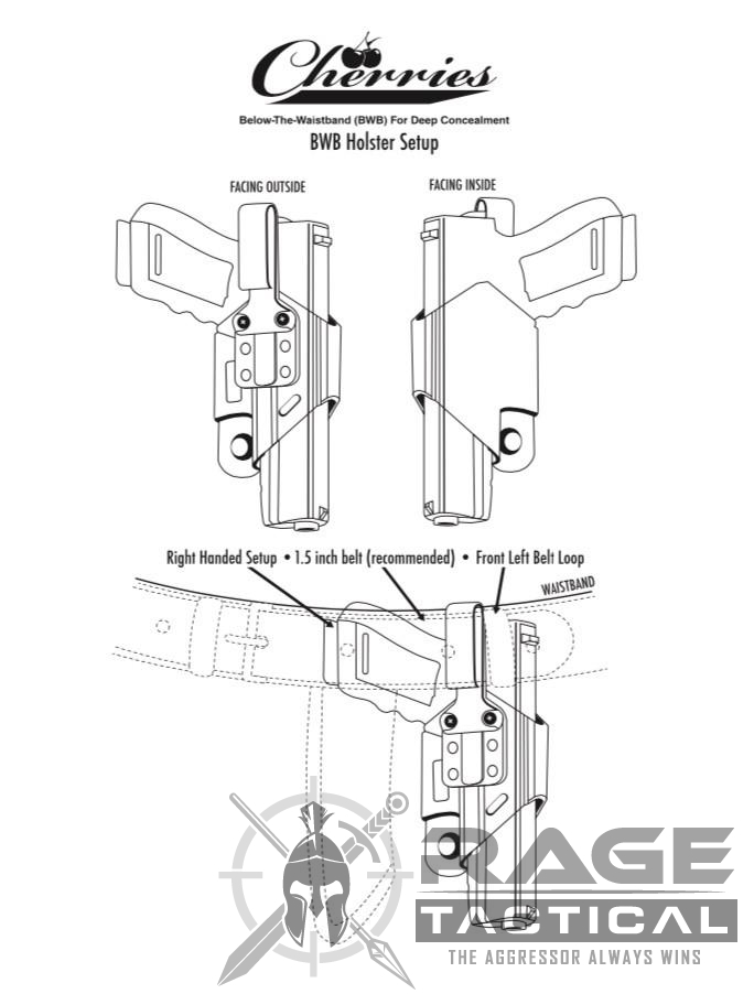 Glock 40 Diagram