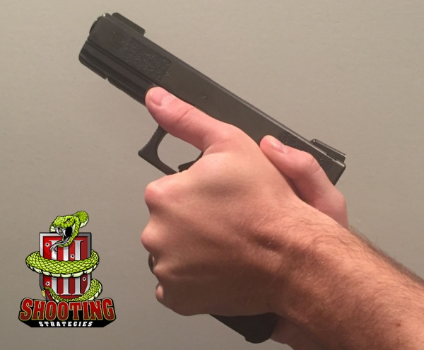 How to Grip a Semi-Automatic Handgun