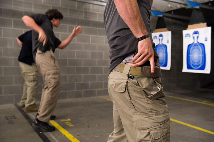 Concealed Carry Classes LR