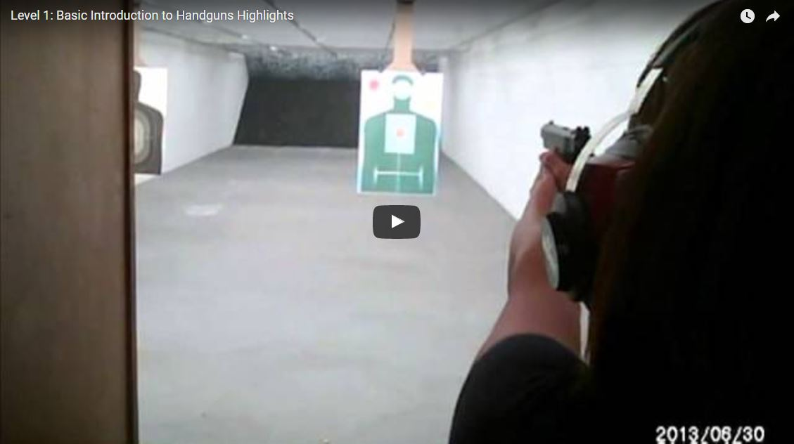 Handgun Level 1 Video